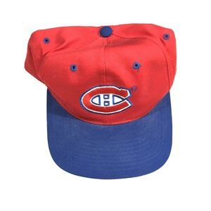 Vintage The Classic Starter Made In Korea NHL MONT